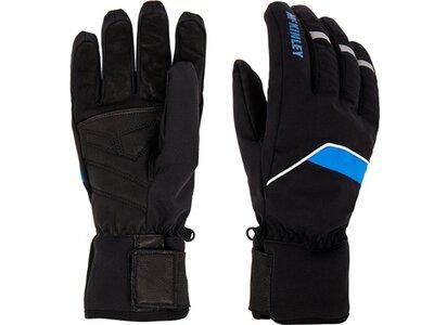 McKINLEY Herren Handschuhe Daugustino Schwarz