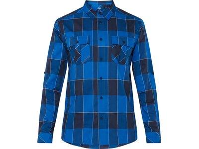 McKINLEY Herren Hemd Selia Blau