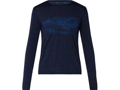 McKINLEY Herren Shirt Curra Blau