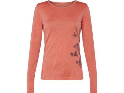 McKINLEY Damen T-Shirt Curra Rot