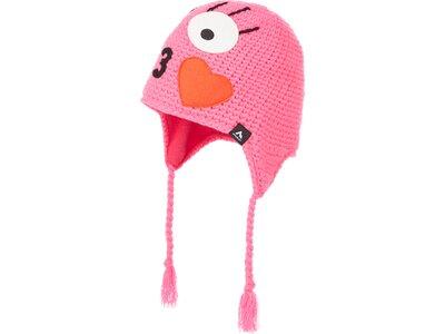 McKINLEY Kinder Mütze Monsters II Pink