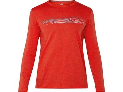 McKINLEY Herren T-Shirt Acho Rot