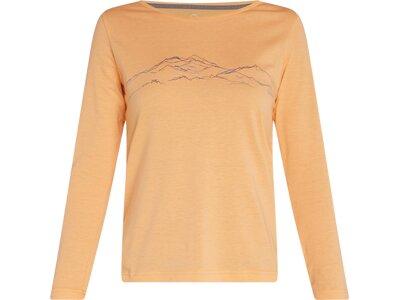 McKINLEY Damen Shirt Acho Orange