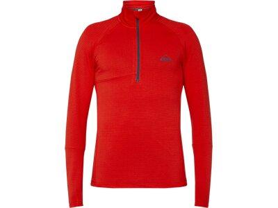 McKINLEY Herren T-Shirt Vyla Rot