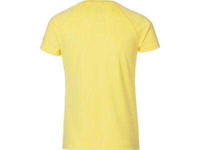McKINLEY Mädchen Shirt Cora Gelb