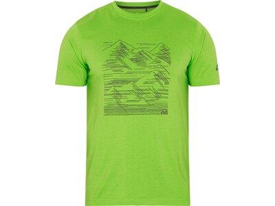 McKINLEY Herren T-Shirt Kimo Grün
