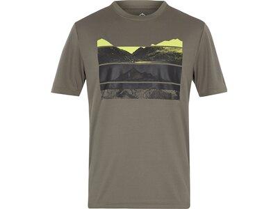 McKINLEY Herren T-Shirt Kollena Grau