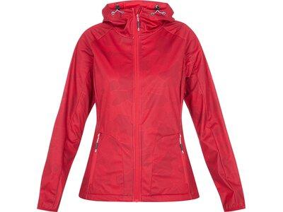 McKINLEY Damen Jacke Clifta Rot