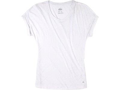 McKINLEY Damen T-Shirt Marys III Weiß