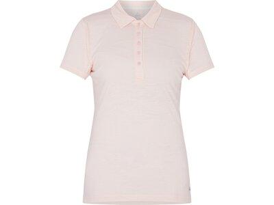 McKINLEY Damen Polo Chama III Pink