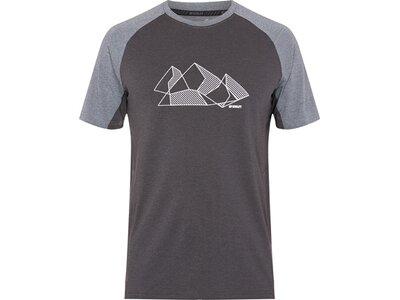 McKINLEY Herren T-Shirt Ponga Grau