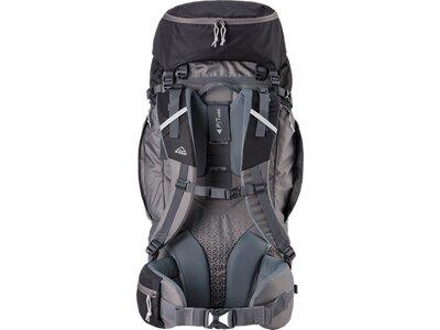 McKINLEY Trekking-Rucksack MAKE CT 65+10 Vario Schwarz