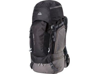 McKINLEY Trekking-Rucksack MAKE CT 45+10 Vario Schwarz