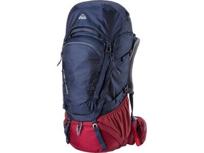McKINLEY Trekking-Rucksack YUKON CT 50W+10 Vari Blau