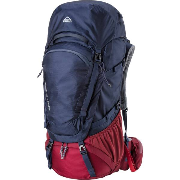 McKINLEY Trekking-Rucksack YUKON CT 50W+10 Vari