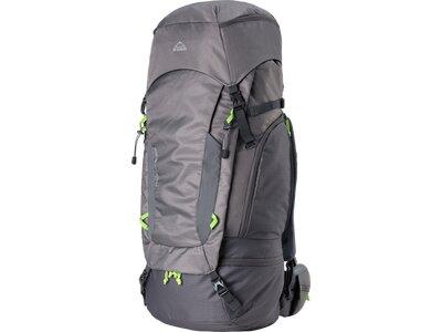 McKINLEY Trekking-Rucksack MAKE CT 75+10 Vario Grau