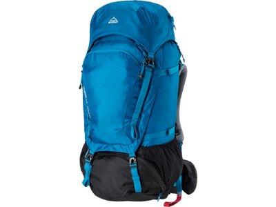 McKINLEY Trekking-Rucksack YUKON CT 65+10 Vario Blau