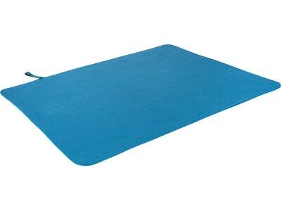 McKINLEY Camping-Decke FLEECE Blau