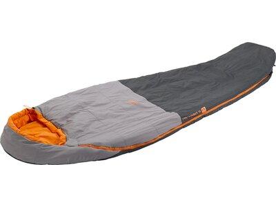 McKINLEY Mumien-Schlafsack TREKKER S 5 Grau