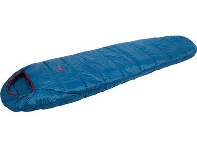 McKINLEY Mumien-Schlafsack CAMP ACTIVE 0 I Blau