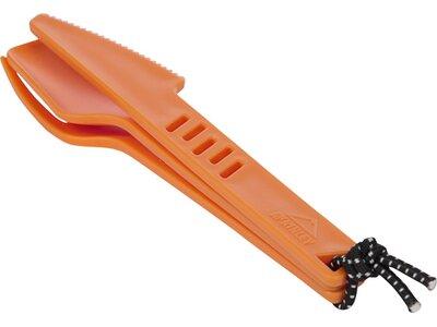 McKINLEY Besteck CUTLERY 3PCS PP Orange