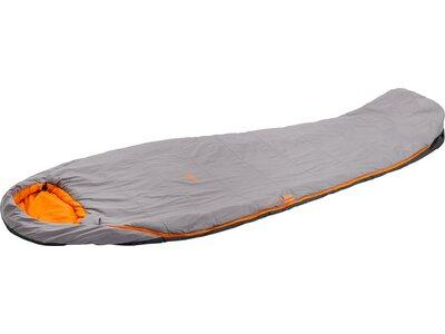 McKINLEY Mumien-Schlafsack TREKKER 10 Grau