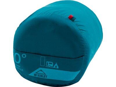 McKINLEY Decken-Schlafsack CAMP FLANELLE Blau