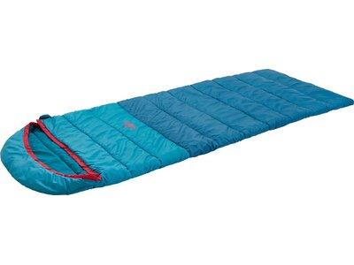 McKINLEY Decken-Schlafsack CAMP COMFORT 5 I Blau