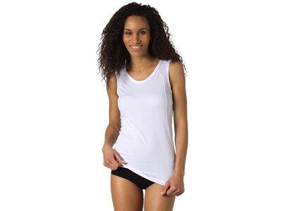 McKINLEY Damen Unterhemd Ara Weiß