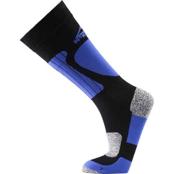McKINLEY Herren Skistrümpfe Brandon | Sportbekleidung > Funktionswäsche > Skisocken | Schwarz - Blau | mckinley