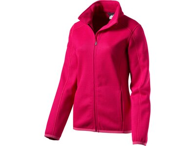 McKINLEY Damen Unterjacke D-Fleece-Jacke Inka Pink