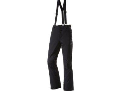 McKINLEY Herren Latzhose Skiba Premium Stretch untersetzte Größe Schwarz