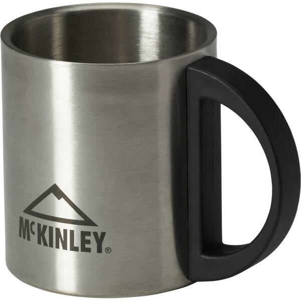 McKINLEY Edelstahlbecher 0,2 l