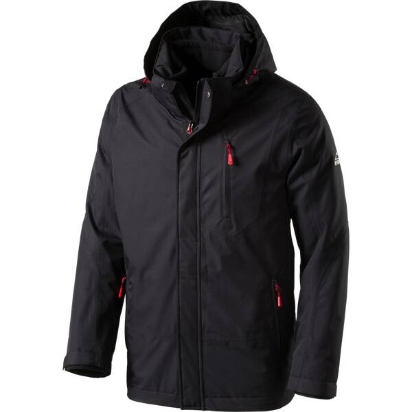 McKINLEY Herren Doppeljacke / 2-in-1 Wanderjacke Coast Mountains II