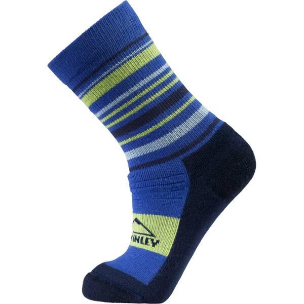 McKINLEY Kinder Socken Selina Blau