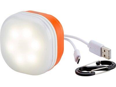 McKINLEY Camping-Lampe USB + Powerbank Weiß