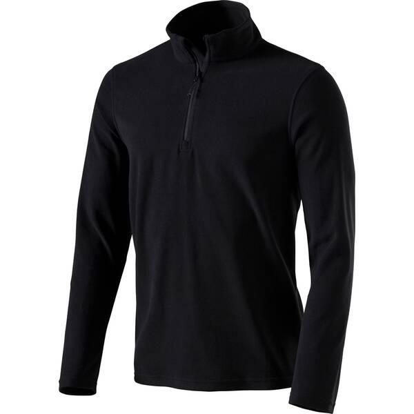 McKINLEY Herren Fleece-Longshirt Cortina II