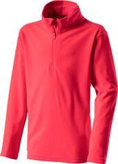 McKINLEY Kinder Fleece-Longshirt Cortina II