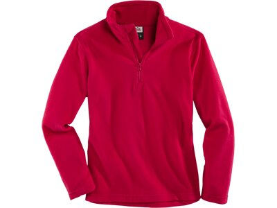 McKINLEY Kinder Fleece-Longshirt Cortina II Pink