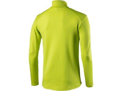 McKINLEY Herren Shirt Herren Longsleeve Keno City ux Grün