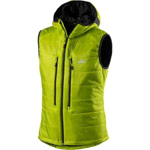 purchase cheap 0d377 63d10 McKINLEY Herren Weste Herren Kapuzen Outdoor-Weste Java Hill ux