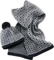 McKINLEY Damen Damen Schal- und Mützenset  Zella