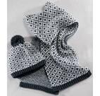 Vorschau: McKINLEY Damen Damen Schal- und Mützenset Zella