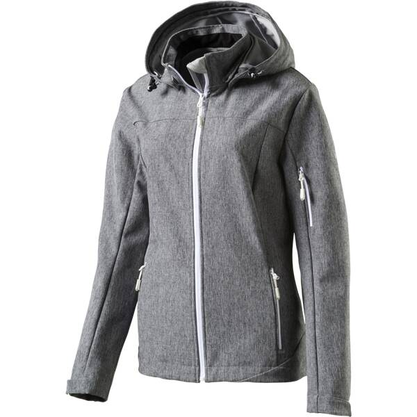 McKINLEY Damen Softshelljacke Birch Creek IV