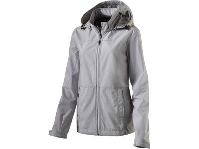 "McKINLEY Damen Softshelljacke ""Everest"" Grau"