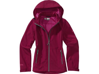 "McKINLEY Damen Softshelljacke ""Everest"" Rot"