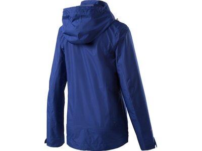 McKINLEY Damen Funktionsjacke Edinburgh Blau