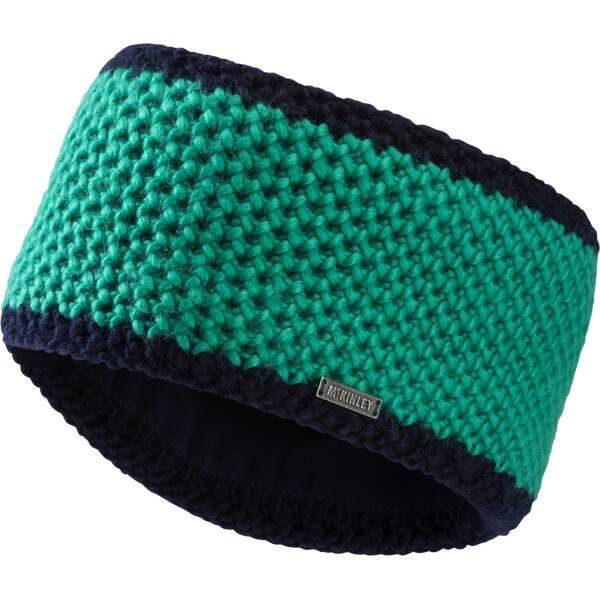 McKINLEY Herren Stirnband Scott | Accessoires > Mützen > Stirnbänder | Türkis - Dunkelblau | Wolle - Polyacryl | McKINLEY