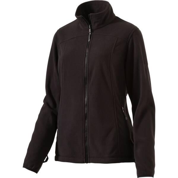 McKINLEY Damen Unterjacke Fleecejacke Nelson Lagoon IV | Bekleidung > Pullover > Pullunder | Schwarz | mckinley