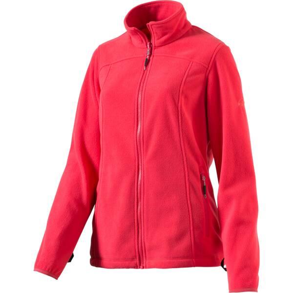 McKINLEY Damen Unterjacke Fleecejacke Nelson Lagoon IV | Bekleidung > Pullover > Pullunder | Pink | mckinley